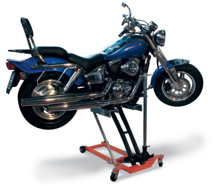 sollevatore moto di Omcrop