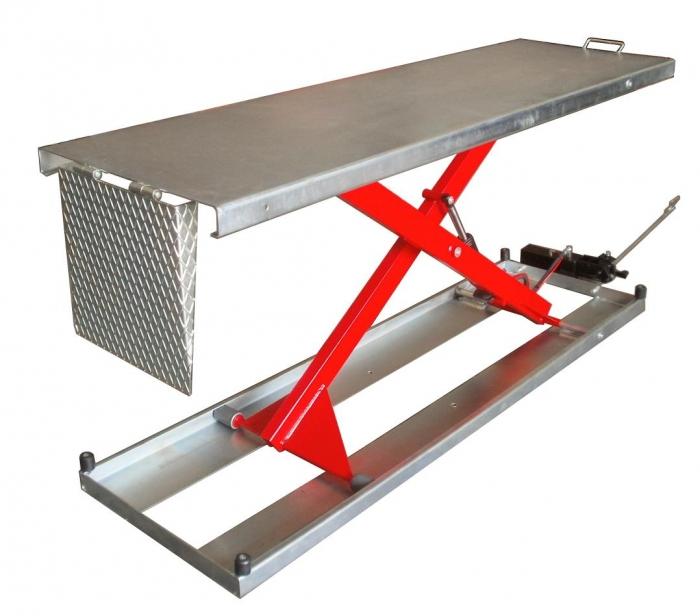 tables élévatrices moto, Omcrop